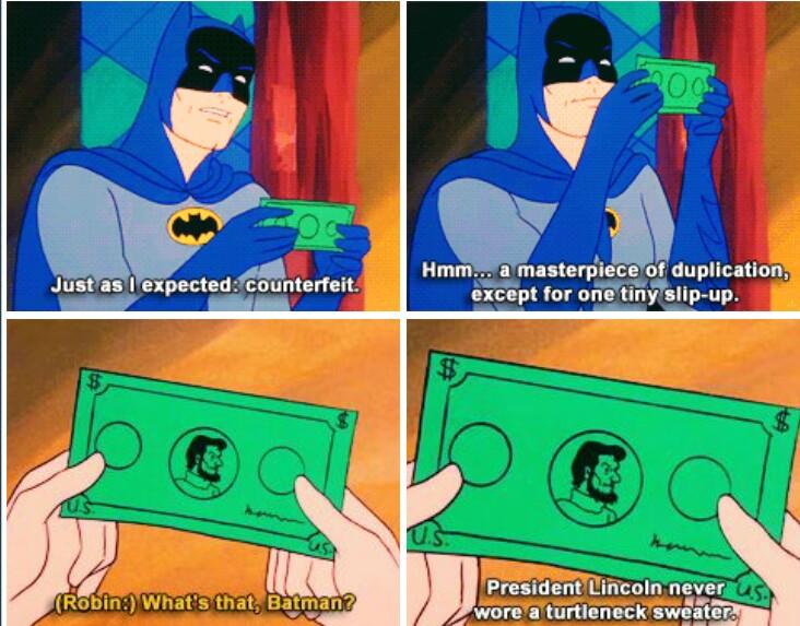 how to make good counterfeit money