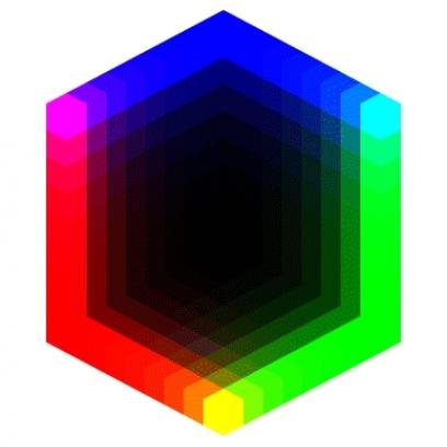 Cool Retro Rubik S Cube Animated Gif