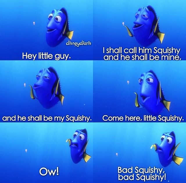 dory and marlin relationship memes