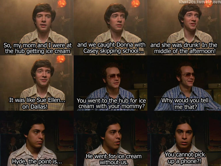 That 70s show quotes eric