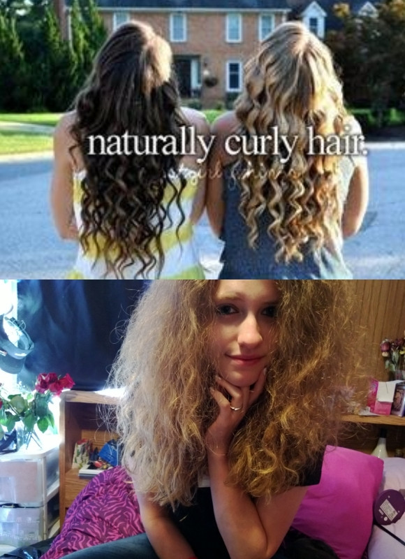 Super Girls With Naturally Curly Hair In Just Girl Things Fail Short Hairstyles Gunalazisus