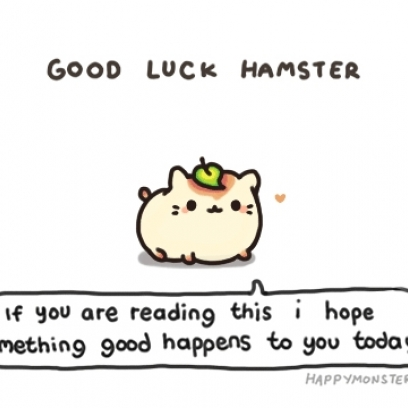 how to know if a hamster is happy