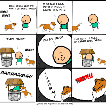 synopsis 300 days to meet happiness and cyanide