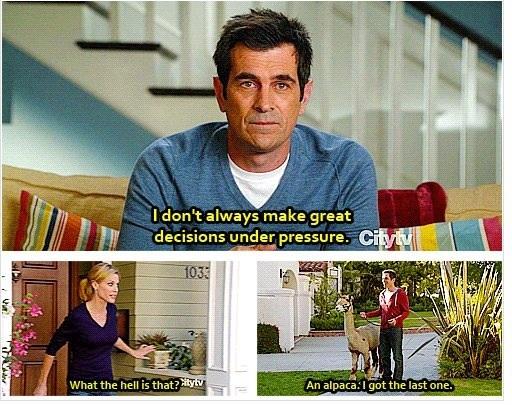 Afbeeldingsresultaat voor phil modern family quotes