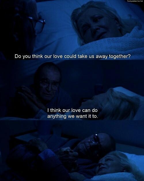 I got the hook up love scene