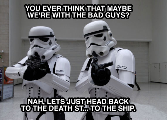 star wars stormtrooper funny - photo #16