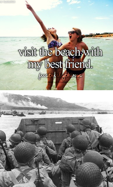 Visiting The Beach With Your Best Friend Just Girl Things