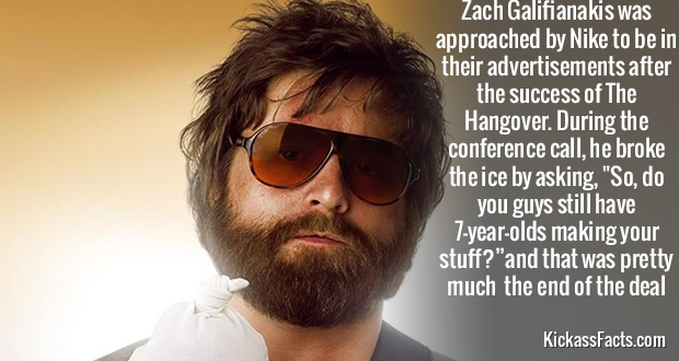 Zach Galifianakis Funny Meme : Zach galifianakis hangover quotes quotesgram