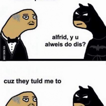 Master Wayne Enjoys Messing With The Batmans Emotions With Jokes About His Parents In Gooby Pls Meme Comic_408x408 kid didn't think going on the batman ride through in comic by the