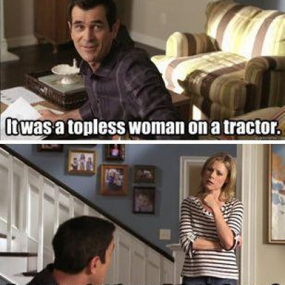 Phil Dunphy Quotes | Phil Dunphy On European Commerical On Modern Family